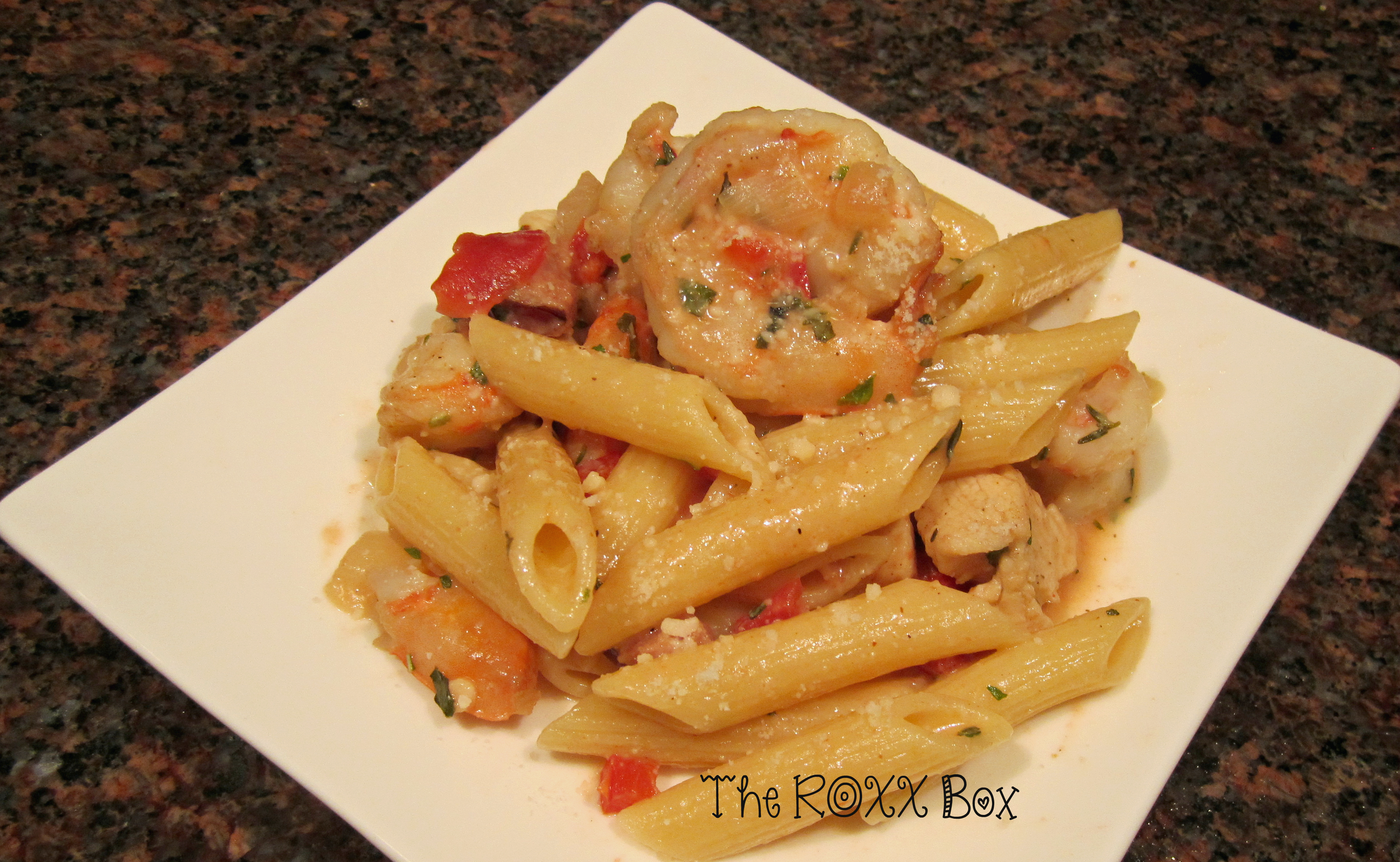 recipe: chicken and sausage jambalaya pasta recipe [23]